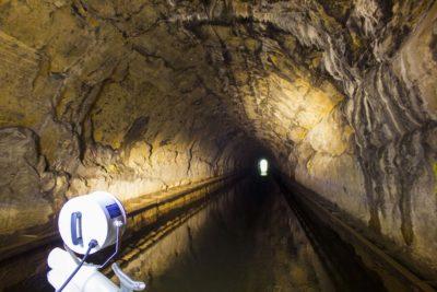 Le tunnel fluvial de Ham-sur-Meuse
